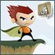 Cartoon Superhero Business Card Maker - GraphicRiver Item for Sale