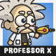 Professor X - GraphicRiver Item for Sale