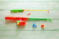 Toy Fishing Rods - PhotoDune Item for Sale