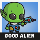 Alien - GraphicRiver Item for Sale