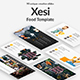 Xesi Food Powerpoint Template