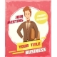 Business Meeting Poster