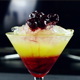 Orange cocktail with cherry - VideoHive Item for Sale
