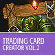 Trading Card Game - Creator - vol.2