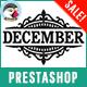 December - Shopping Responsive Prestashop Theme