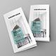 Minimal Interior Design Trifold - GraphicRiver Item for Sale
