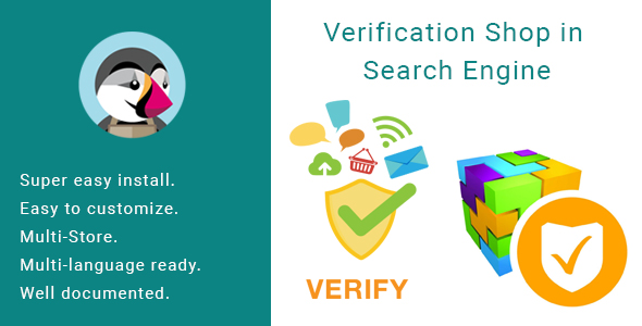 Verification Shop in Search Engine - CodeCanyon Item for Sale