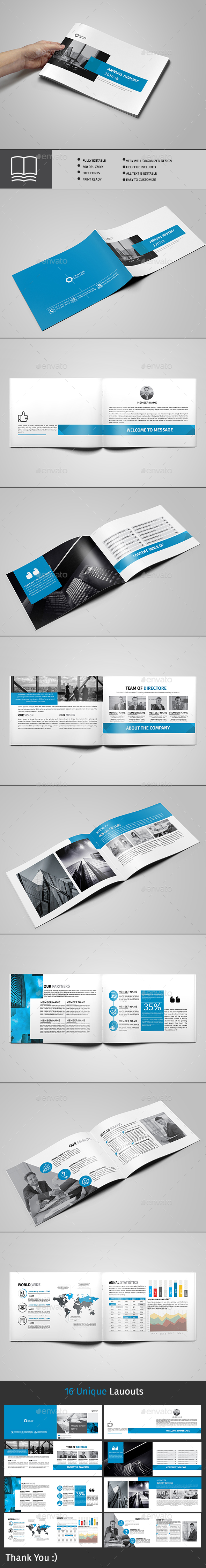 GraphicRiver Brochure 16 Page 20440233