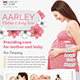 Mother and Baby Care Flyer - GraphicRiver Item for Sale