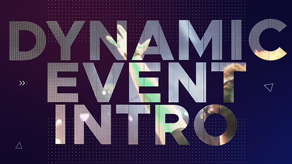 Dynamic Event Intro