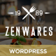 Zenwares - Responsive WooCommerce WordPress Theme