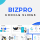 BizPro | Google Slides Proposal Business Template - GraphicRiver Item for Sale