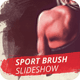 Sport Brush Slideshow - VideoHive Item for Sale