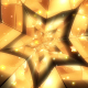 Stars Golden Glow - VideoHive Item for Sale