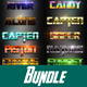40 Kreat Bundle Text Effect Styles V02