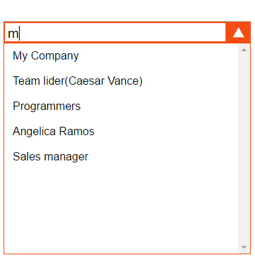 Advanced Multi Select Data List WP - Multiselect Drop-down with  Autocomplete for WordPress