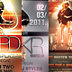Wired Flyer Bundle - GraphicRiver Item for Sale