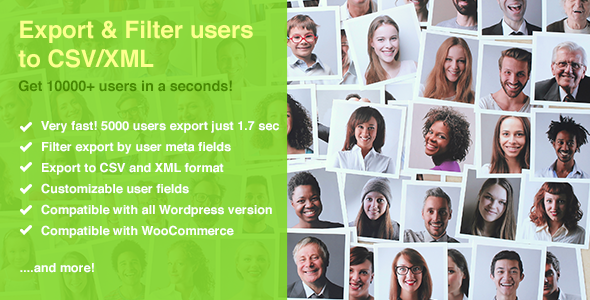 CodeCanyon Quick User Export & Filter 20378220