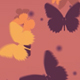 Butterfly Background - VideoHive Item for Sale