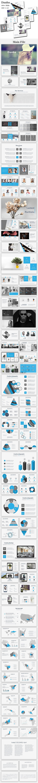 Danba Multipurpose Keynote Template - Creative Keynote Templates