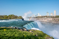 Niagara Falls waterfall with rainbow - PhotoDune Item for Sale