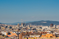 Barcelona cityscape overlook - PhotoDune Item for Sale