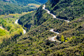 Road in mountains around the Montserrat Monastery - PhotoDune Item for Sale
