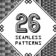 26 Seamless Patterns + Swatches - GraphicRiver Item for Sale