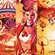 Circus and Carnival Flyer Bundle