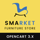 SMARKET 3.0.X Opencart Furniture Theme - ThemeForest Item for Sale