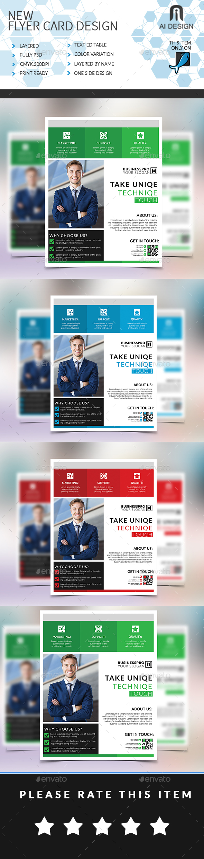 GraphicRiver Corporate Flyer 20443164