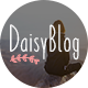 Daisy - Clean & Personal WordPress Blog Theme.