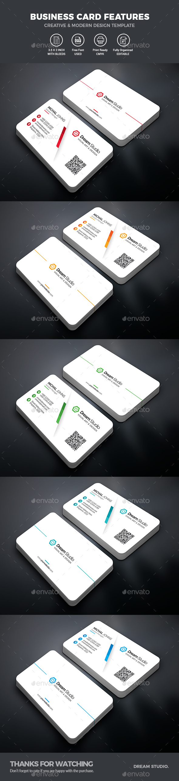 Business Cards - Creative Business Cards