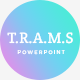 Trams Creative Powerpoint Template - GraphicRiver Item for Sale