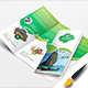 Holiday Travel Trifold Brochure