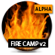 Ground Fire 60 Fps - Fire Camp 2 - VideoHive Item for Sale