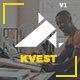 Kvest - Creative Responsive Personal Portfolio WordPress Theme