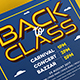 Back to Class Flyer - GraphicRiver Item for Sale
