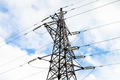 tower of electric power transmission line