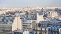 above view of Saint-Germain-des-Pre in Paris