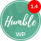 Humble - Modern Personal WordPress Blog Theme - ThemeForest Item for Sale