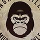 Gorilla Flyer Template