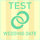 Wedding Date Test - Android Studio + AdMob