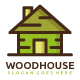 Wood House Logo