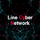 Line Cyber Network - VideoHive Item for Sale