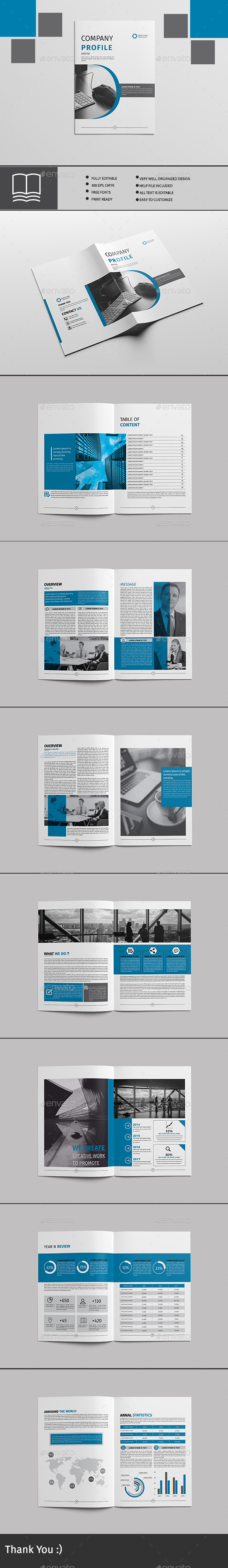 GraphicRiver Brochure 16 page 20446351