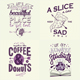Typography Poster And Badges Design - GraphicRiver Item for Sale