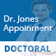 Doctoral Appointment Multipage | Landing Page Theme - ThemeForest Item for Sale