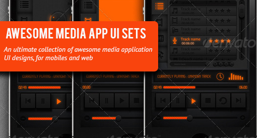 Awesome media applications