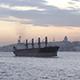 Cargo Vessel Passing Bosphorus - VideoHive Item for Sale